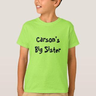Carson's Big Sister T-Shirt
