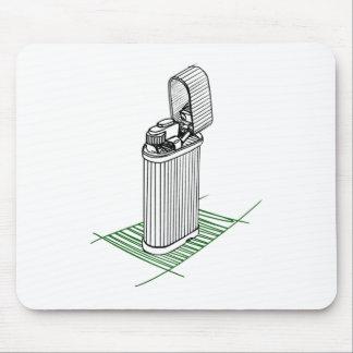 Cart C lighter Mouse Pad