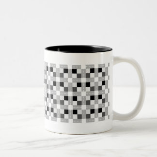 Carta / Black 325 ml  Two-Tone Mug