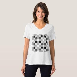 Carta / Women's Bella Relaxed Fit Jersey V-Neck T-Shirt