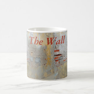 Cartagena - The Wall w Customizable Text Coffee Mug