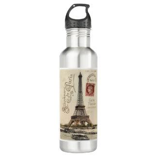Carte Postale 24 oz. Stainless Steel 710 Ml Water Bottle