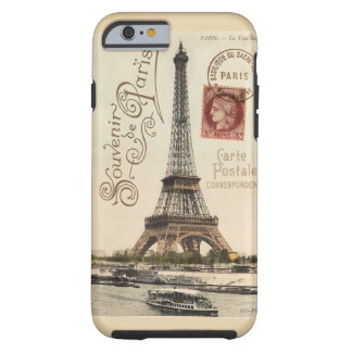 Carte Postale iPhone 6/6S Tough Case