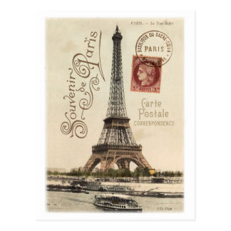 Carte Postale Post Card