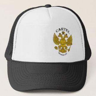 Cartel Crest trucker hat