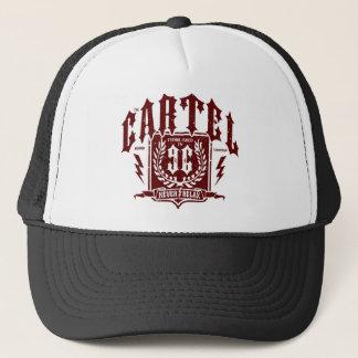 Cartel never relax trucker hat