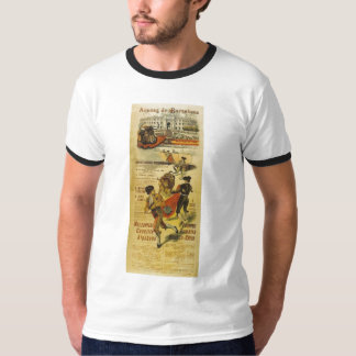 Cartel Toros Barcelona - Bullfighting Matador T-Shirt
