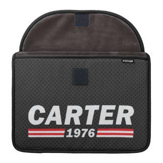 Carter 1976 (Jimmy Carter) MacBook Pro Sleeves
