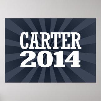 CARTER 2014 POSTER