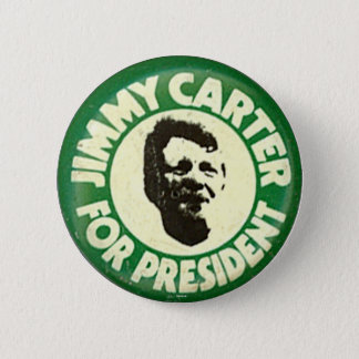 Carter for President - Button