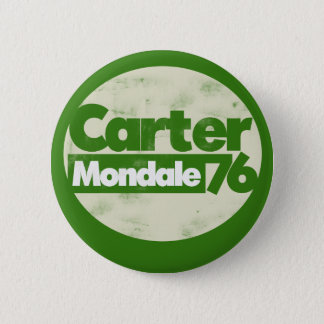 Carter Mondale 76 6 Cm Round Badge