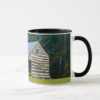 Carter Shields Cabin Autumn - Smoky Mtns Mug