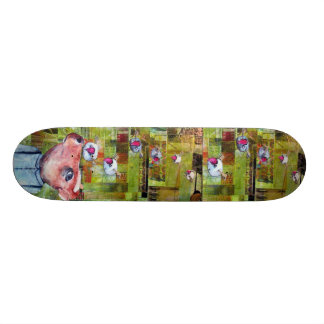 Carter Custom Skate Board