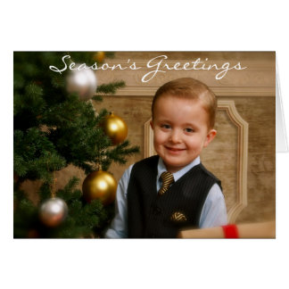 Carter's Holiday Wish Greeting Card
