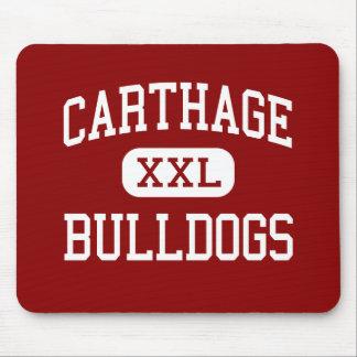 Carthage - Bulldogs - High School - Carthage Texas Mouse Pad