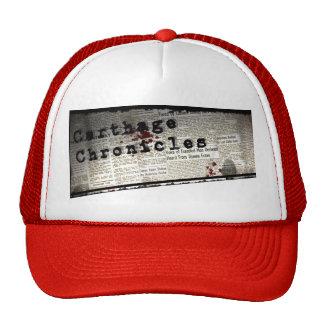 Carthage Chronicles Trucker Cap