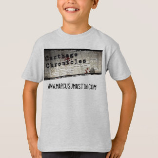 Carthage Chronicles Youth V.1 T-Shirt