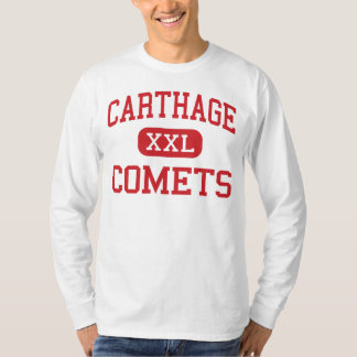 Carthage - Comets - High - Carthage New York T-Shirt