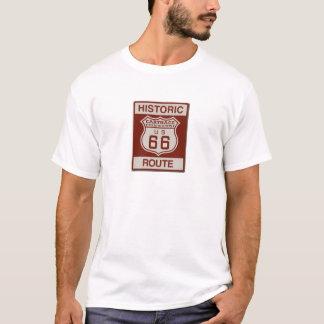 Carthage Route 66 T-Shirt