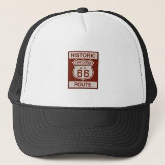 Carthage Route 66 Trucker Hat