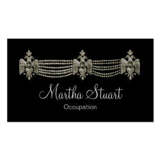 Cartierr Jewelry ~ Business Card