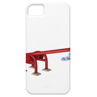 Cartoon African American Children on a See Saw Case For The iPhone 5