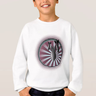 Cartoon Air Bomb 2 Sweatshirt
