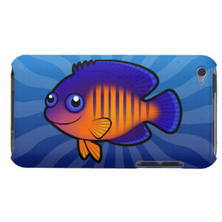 Cartoon Angelfish 1 iPod Touch Case-Mate Case