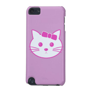 Cartoon Anime Cat Face Speck Case iPod Touch 5G Cases