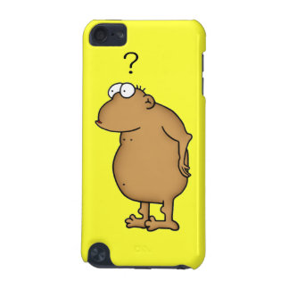 Cartoon Ape iPod Case iPod Touch 5G Covers