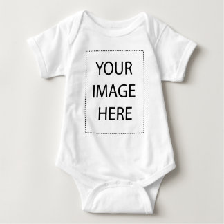Cartoon Baby Bodysuit