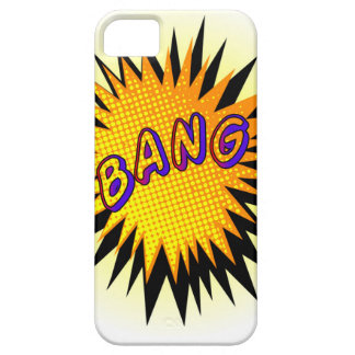 Cartoon Bang Case For The iPhone 5