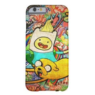 Cartoon Barely There iPhone 6 Case