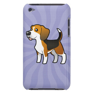 Cartoon Beagle iPod Touch Cases