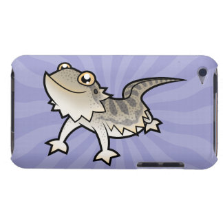 Cartoon Bearded Dragon / Rankin Dragon iPod Touch Case-Mate Case