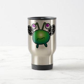 Cartoon Beatle Mugs