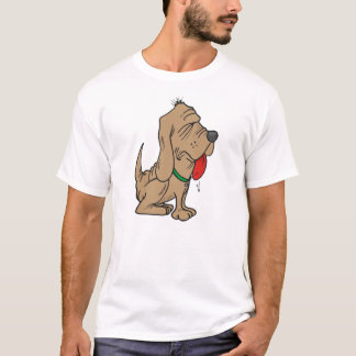 cartoon bloodhound T-Shirt