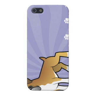 Cartoon Boxer iPhone 5/5S Covers