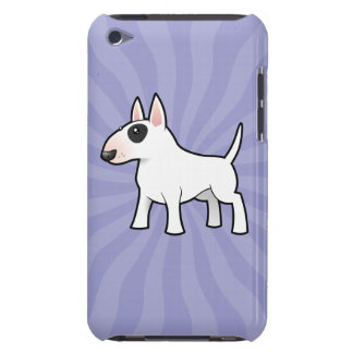 Cartoon Bull Terrier Barely There iPod Case