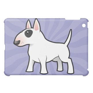 Cartoon Bull Terrier iPad Mini Cases