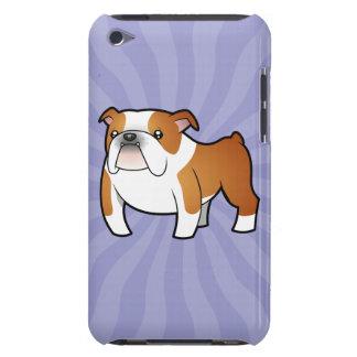 Cartoon Bulldog iPod Touch Cover