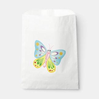 Cartoon Butterfly Favour Bags