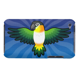 Cartoon Caique / Lovebird / Pionus / Parrot iPod Touch Covers