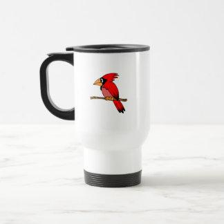 Cartoon Cardinal Mug