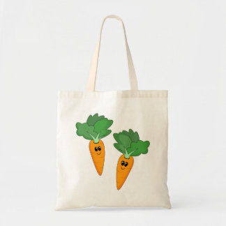 Cartoon Carrots Bag