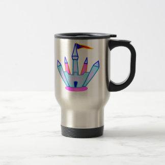 Cartoon Castle Mugs
