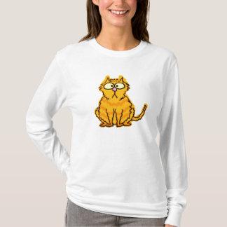 Cartoon Cat Shirt