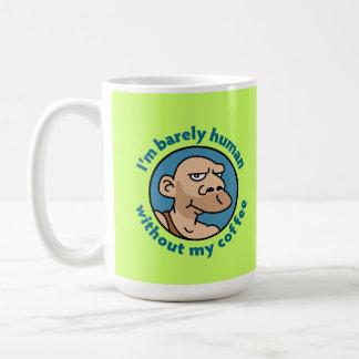 Cartoon Caveman Mugs