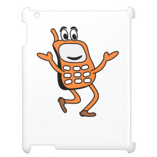 Cartoon Cell Phone Cover For The iPad 2 3 4