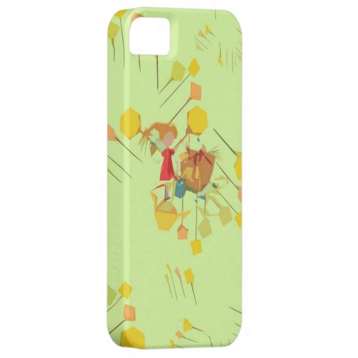cartoon character  shapes iPhone 5 covers